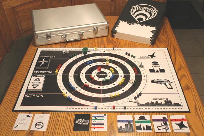 Inceptor Board Game