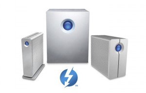 LaCie 2big, 5big And D2 Thunderbolt Storage Updated With 5TB Drives