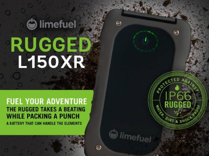 Limefuel Rugged L150XR