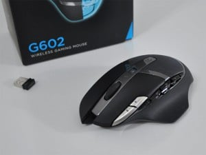 Logitech G602 Wireless Gaming Mouse Review (video)