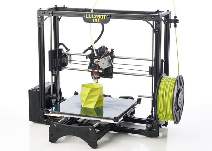 LulzBot TAZ 3 3D Printer