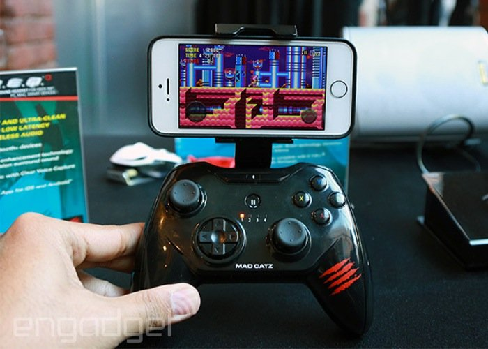 Mad Catz iPhone controller