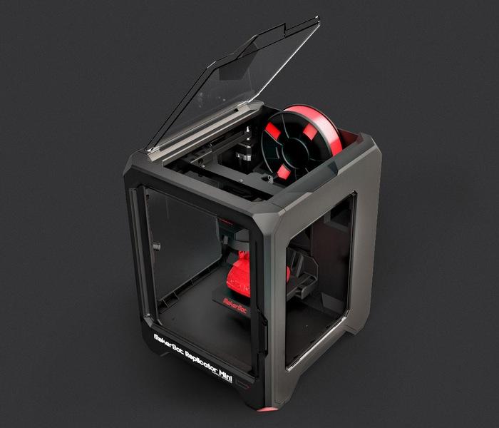 MakerBot-Replicator-Mini 3D printer