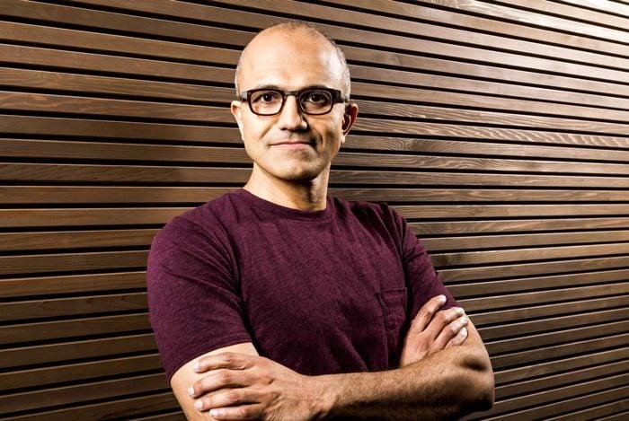 New Microsoft CEO