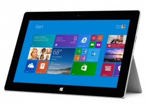 Microsoft Surface 2 4G LTE Tablet Spotted At The FCC