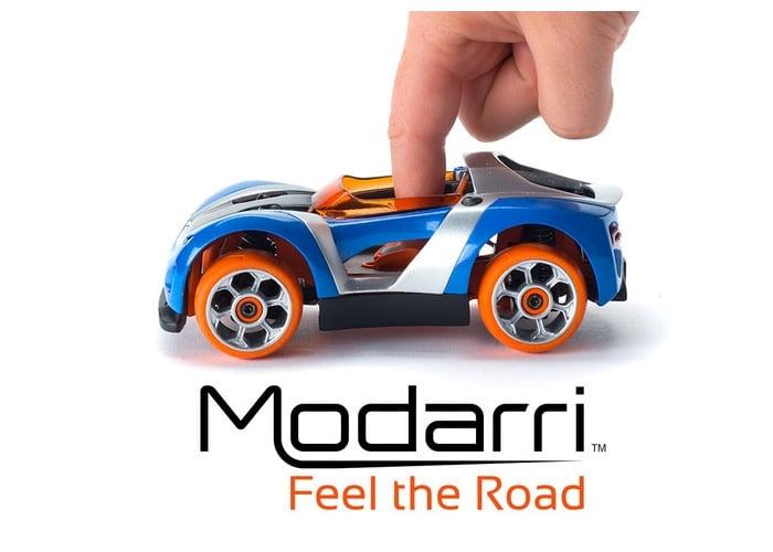 Modarri Cars Next Generation Toy Cars Offer Steering