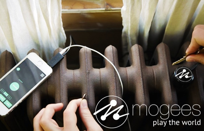 Mogees Transforms Anything Into A Musical Instrument (video)