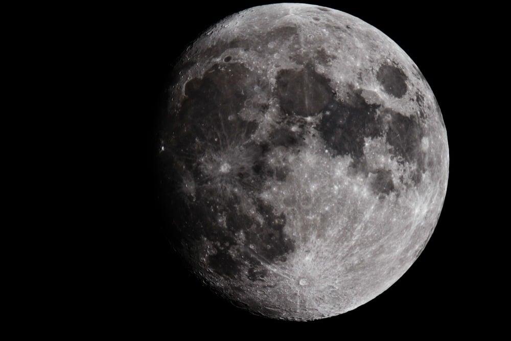 Moon and NASA