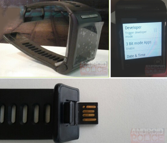 Motorola Google Smartwatch