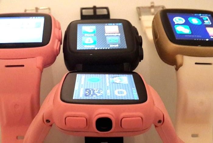 New Omate TrueSmart Elegance Smartwatch