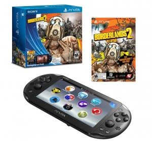 New Thinner PS Vita Launch Confirmed For US With Borderlands 2 Bundle (video)