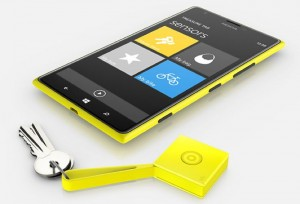 Nokia Treasure Tag Helps You Find Your Keys
