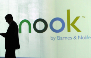 New Barnes & Noble NOOK Colour e-Reader Under Development