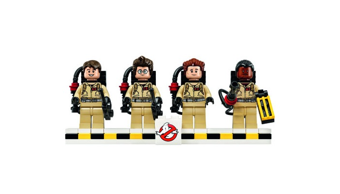 Official LEGO Ghostbusters Kit
