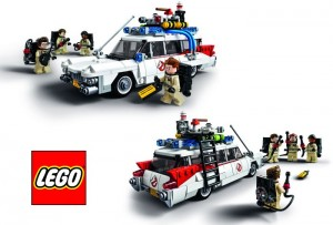Official Lego Ghostbusters Kit Launching In June For $50