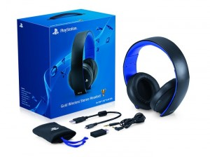 PS4 1.60 Update Brings Official Headset Support, Gold Wireless Headset Launching Soon