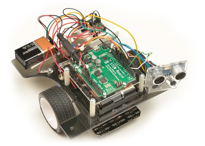 Pi bot arduino robotic learning platform kit launches for