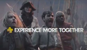 Official PlayStation Plus 'Experience More Together' Advert Released (video)