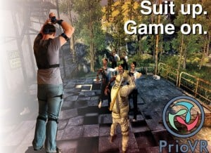 PrioVR Immersive Gaming Controller Secures Funding Via Kickstarter (video)