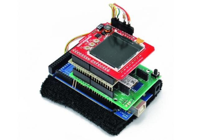 Project LEWE Open Source Arduino Biometric Wristband