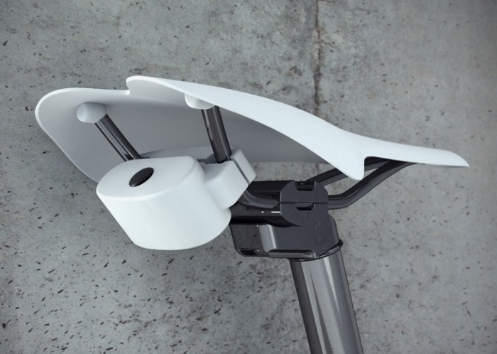 RFID Bikealarm Uses A 120dB Alarm To Deter Thieves (video)