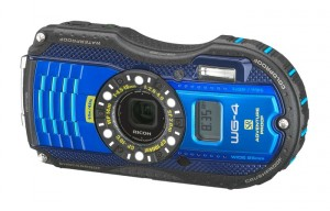 Ricoh WG-20, WG-4 and WG-4 GPS Rugged Waterproof Cameras Unveiled