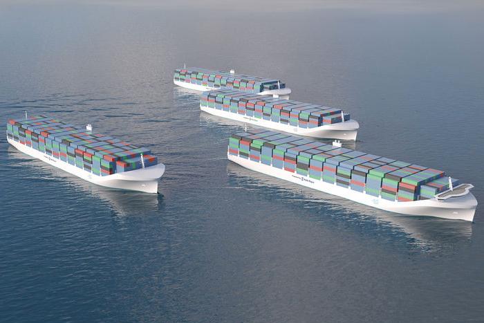Rolls-Royce Drone Ships