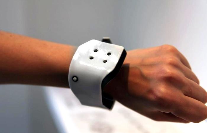 Scent Rhythm Watch