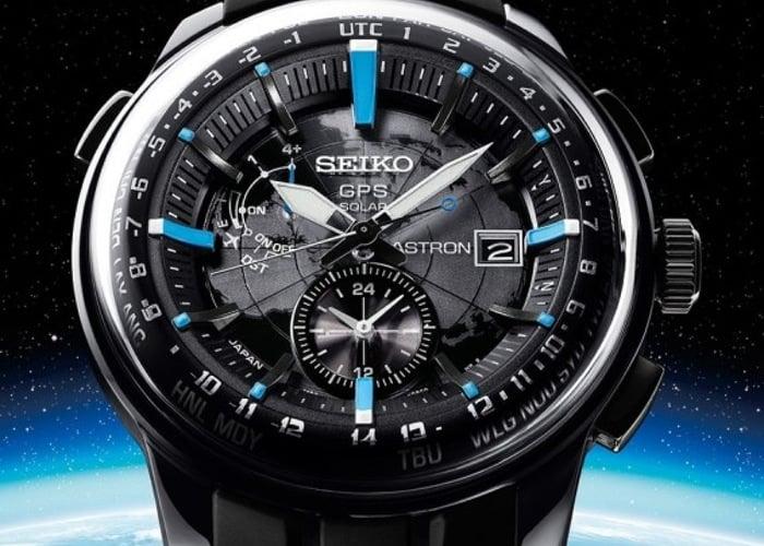 Seiko Astron Stratosphere