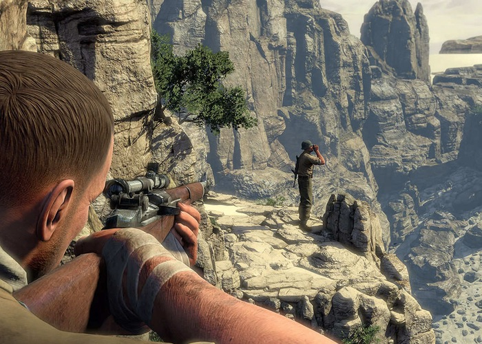 Sniper Elite 3 X Ray Killcam