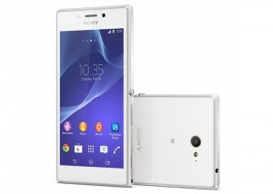 Sony Xperia M2 Smartphone Unveiled As Susuccessor Xperia M