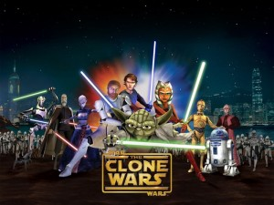 Star Wars The Clone Wars Coming To Netflix