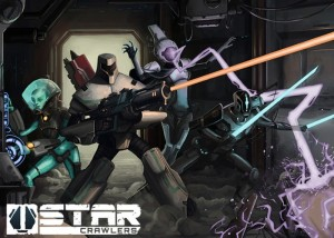 StarCrawlers, Sci-fi Dungeon Crawl Gameplay Trailer Released (video)