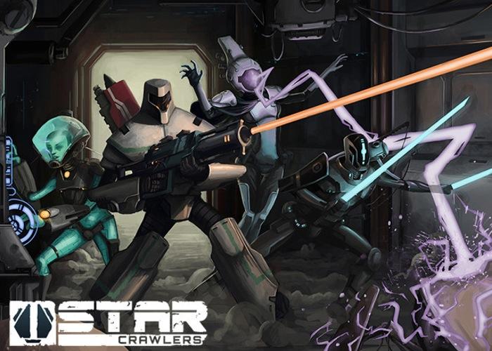 StarCrawlers Kickstarter