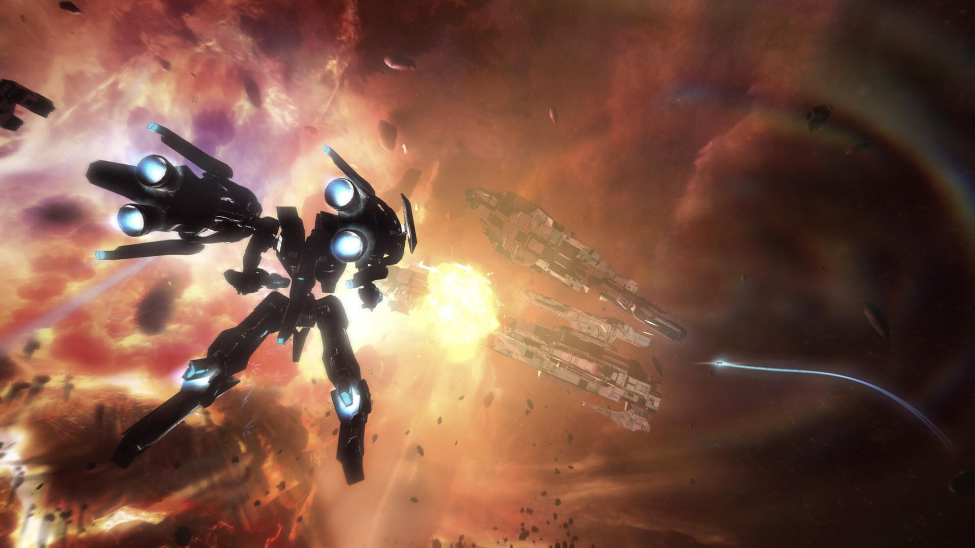 Strike Suit Zero Headed to Next Gen