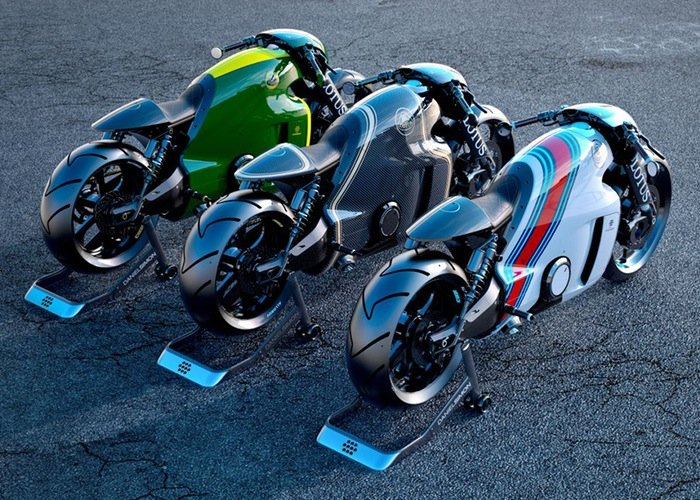 Superbike Created By Tron Designer