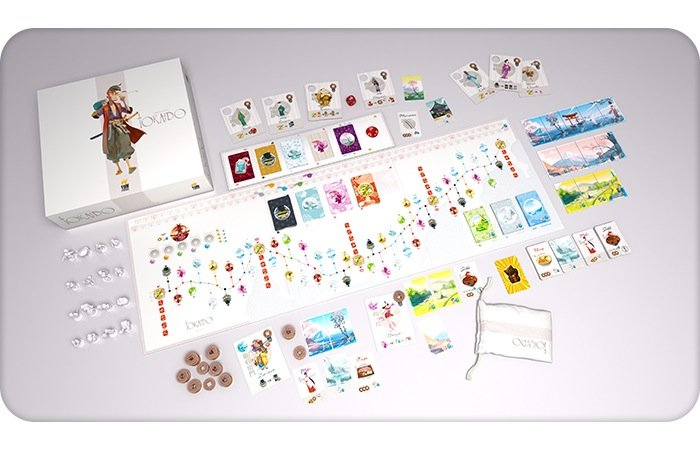 TOKAIDO Collectors Edition