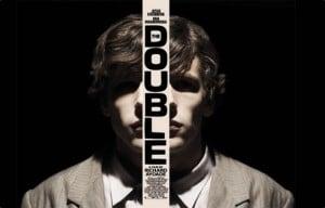 The Double Teaser Trailer Released Staring Jesse Eisenberg (video)