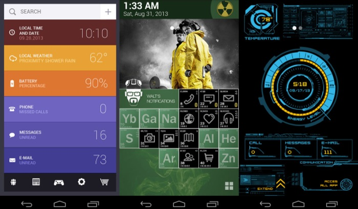 Themer Android App
