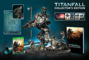 Titanfall Collector's Edition Game Bundle Unveiled For $250 (video)