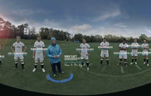 Oculus Rift Offers English Rugby Fans Taste Of Virtual Reality Rugby (video)