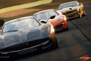 World Of Speed MMO Free-To-Play Racing Game Announced (video)