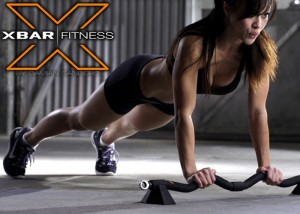 Xbar Personal Workout Device Designed By Damian Sanders (video)