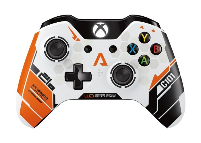 Xbox-One-Titanfall controller