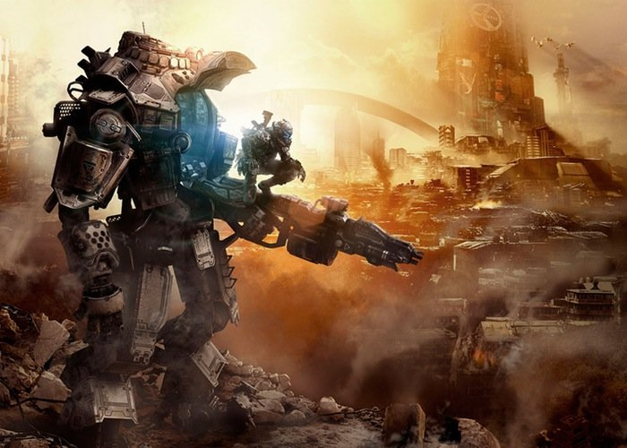How To Build Up Core Titanfall