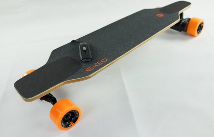 yuneec e go cruiser electric powered skateboard. Black Bedroom Furniture Sets. Home Design Ideas