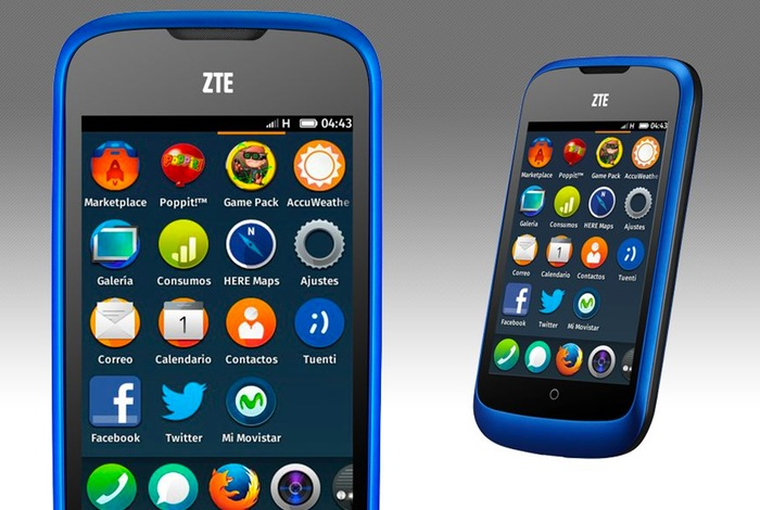 ZTE Open C And Open II Firefox OS Smartphones Unveiled