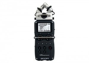 Zoom H5 Handheld Recorder With Interchangeable Microphone Unveiled
