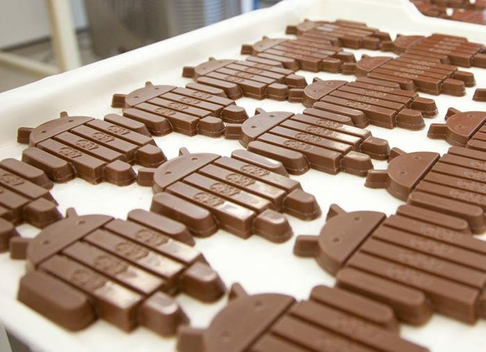 Android KitKat Now On 1.8 Percent Of Devices