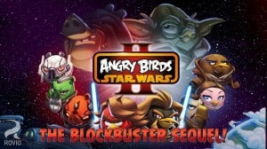Angry Birds Star Wars II Updated with 8 New Characters